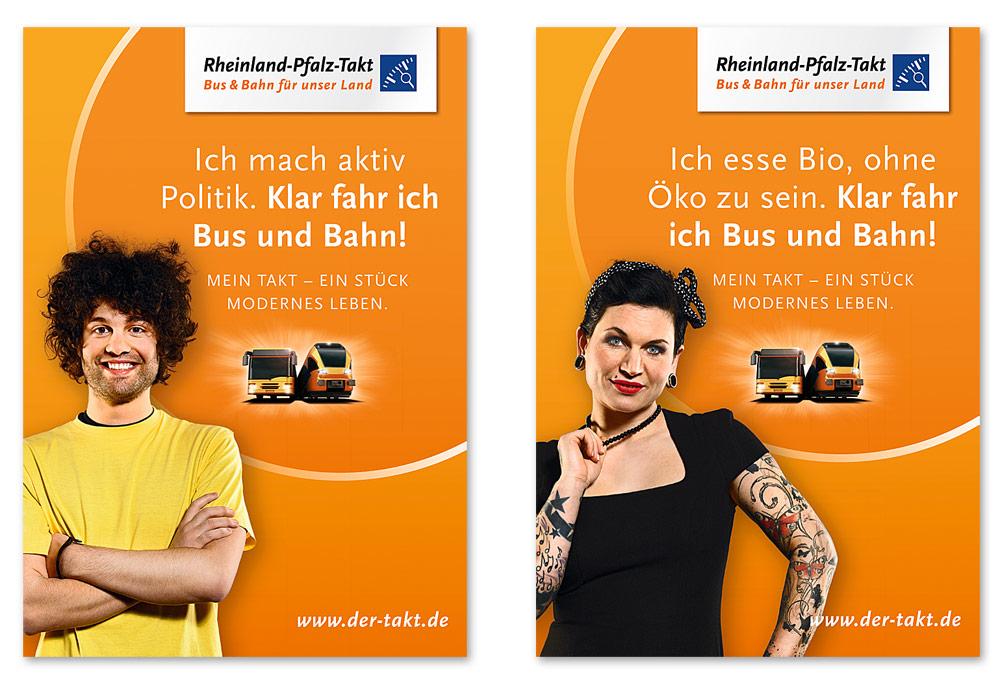 Rheinland-Pfalz-Takt Kampagne 2012