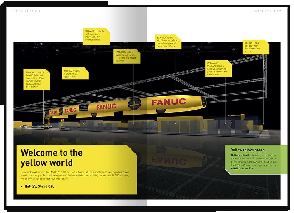 FANUC News für Zink & Kraemer AG