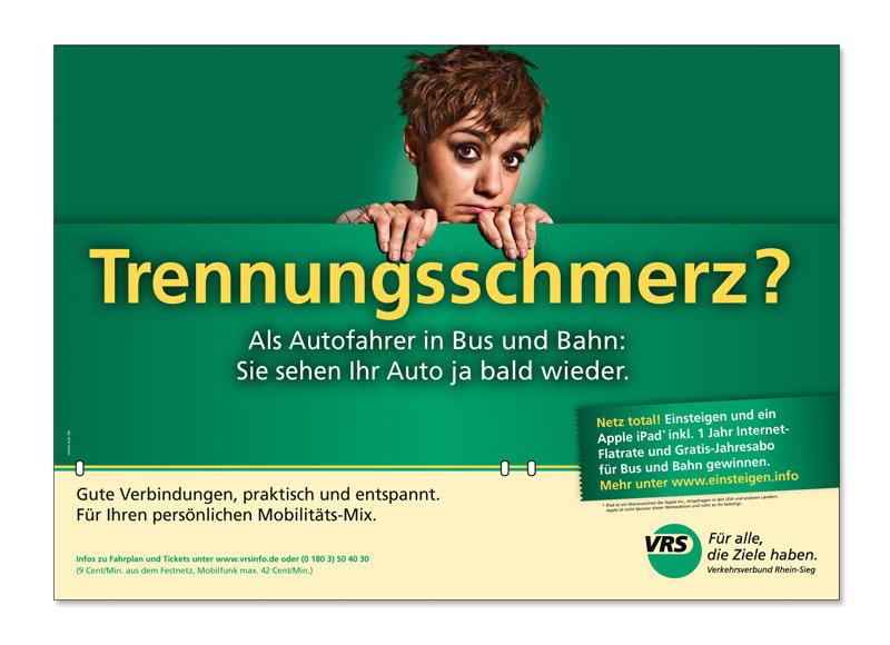 VRS Autofahrer Kampagne